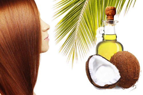 hair care coconut oil