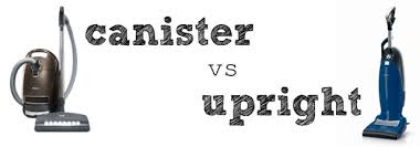 Canister Vacuums Vs. Upright Vacuums: Which Is Better?