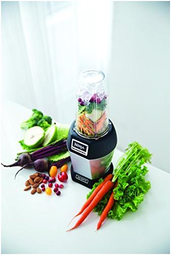 Blender For Your Protein Shake: Ninja BL456 Nutri Edge
