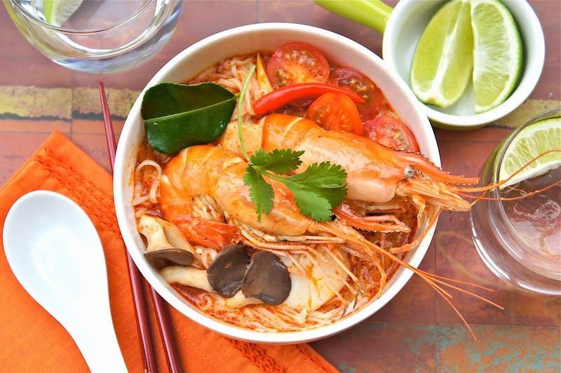 Ramen, Asian Soups and Other Stomach-Warming Treats to Try at Home