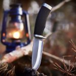 Schrade Stainless Steel Fixed Blade Knife Review